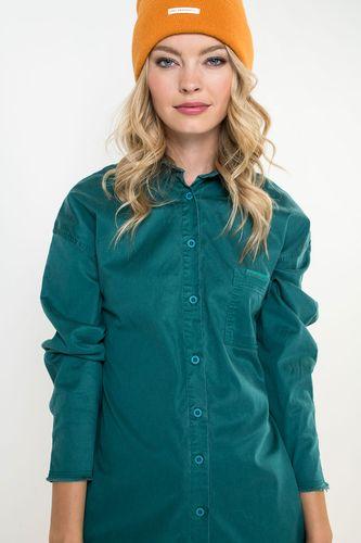 Košeľa Green Lyca