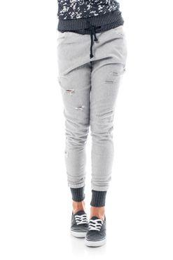 Nohavice Jeansweats