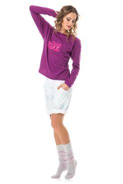 Pyžamko Purple Trompett