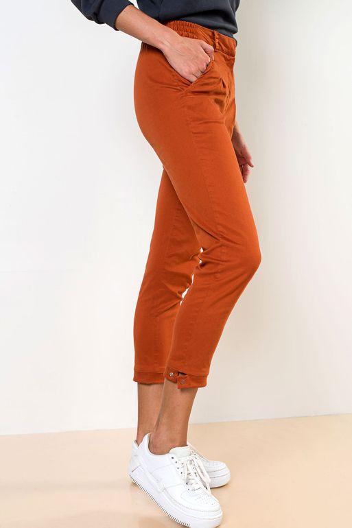 Nohavice Chinos Orange