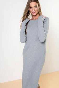 Šaty Grey Ribeye