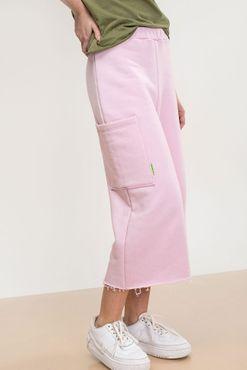 Tepláky Bombay Pink