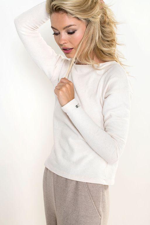 Tričko Cream Steep